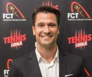 JORDI TAMAYO, PRESIDENT DE LA FEDERACIÓ CATALANA DE TENNIS: La Federació està i estarà sempre, al servei del conjunt de Tennis Català