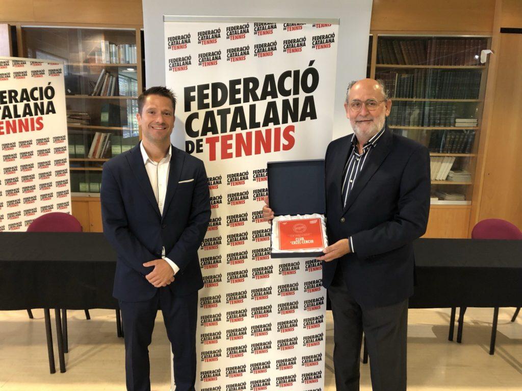 EL CT VILANOVA, NOU CLUB D'EXCEL·LÈNCIA DEL TENNIS CATALÀ