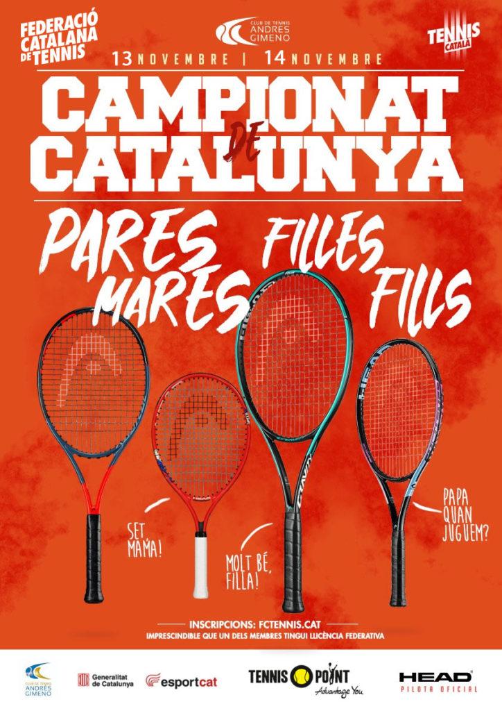 TORNA EL CAMPIONAT DE CATALUNYA DE PARES/MARES I FILLS/FILLES