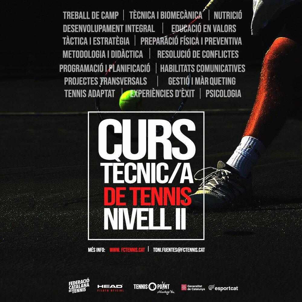 NOU CURS DE TÈCNIC/A NII